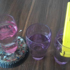 Orgonit ile alkali su