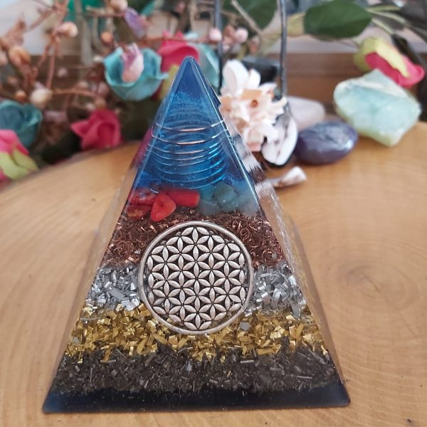 Orgonit mai piramit